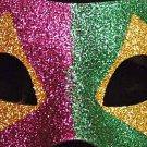Mardi Gras Fancy Party Mask Masquerade Venetian Ball