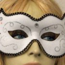 Debutante Masquerade Mardi Gras Ball Theater Play Mask