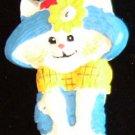 CAT IN HATS Kitty Kittens Mardi Gras Bead Cats Dress Up