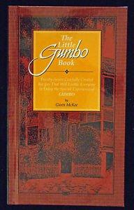 The Little Gumbo Book Twenty-Seven Carefully Created Recipes