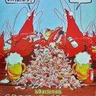 Mud Bug Madness MUDBUG Crawfish Eating People Funny Boil Seafood Louisiana