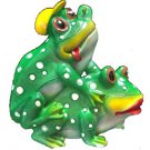 Froggy Style Mardi Gras Bead Necklace Frog New Orleans Party Bead Party