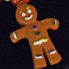 Ginger Bread Man Mardi Gras Beads Gingerbread Orleans