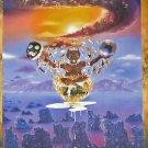 Zulu 2000 Millenium Mardi Gras Art Print New Orleans