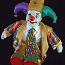 Marty the Clown Jester Porcelain New Orleans Doll YOUR CHOICE Mardi Gras Edition