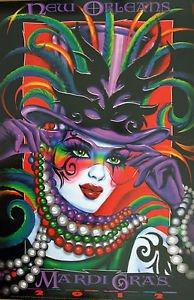 Andrea Mistretta Mardi Gras 2012 Illusion Mardi Gras Art New Orleans Carnival
