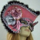 Pirate Mask Your Choice Colors Mardi Gras Masquerade Halloween Party Costume