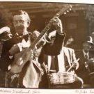 New Orleans Dixieland Jazz Famous Matte Print Fontana