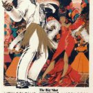 Zulu The Big Shot Mardi Gras Poster 1996 Vintage Edition New Oreans