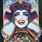 Andrea Mistretta Mardi Gras Art Print 1992 Discover New Orleans Famous