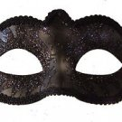 Venetian Masquerade Mask Black Swan Eye Halloween Party Costume Prom
