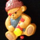 BABY TEDDY BEAR Mardi Gras Bead BEARS Necklace SAILOR