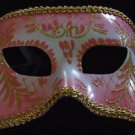Leipzig Mask Mardi Gras Party Costume Venetian Rose Fun