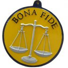 Lawyer Medallion Bona Fide Necklace Mardi Gras Beads
