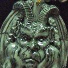 Gargoyle Face Mardi Gras Beads New Orleans Party