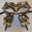 BUTTERFLY Mask Venetian Mask New Orleans Papillon #8 Mardi Gras Prom Costume