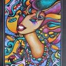 Lionel Milton Mardi Gras New Orleans MG2K 2000 RARE ART