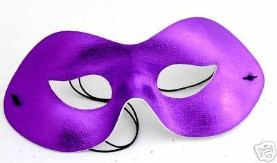 Purple Passion Mask Men Woman Purple Halloween New