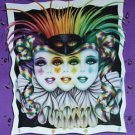 Andrea Mistretta Mardi Gras Art 1995 Colors New Orleans French Quarter Rare