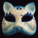 Cat Mask Colors Your Color Choice Mardi Gras New Orleans Halloween Costume Prom