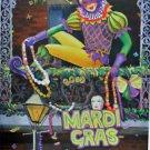 JESTER New Orleans Mardi Gras Art Baltas Bourbon Street