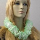 Lei Wreath Luau Party Colorful Party Fun Pool Lime