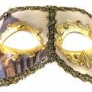 Venetian Eye Mask Halloween Venice Italy Church Costume Prom Party Mardi Gras