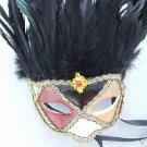 Venetian Mask HALLOWEEN Mache Art Party PROM Party