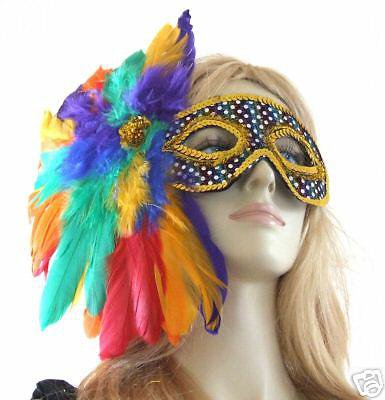 Rainbow Queen Fantasy  Costume Dress Ball Mardi Gras