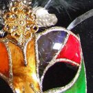 Venetian Mask Mardi Gras Cosmopolitan Countess Costume