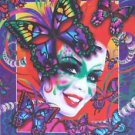 Andrea Mistretta Mardi Gras 2004 Art Print New Orleans Signed by Artist Rare