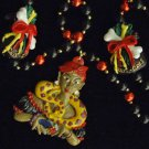 MARIE LAVEAU VOODOO QUEEN Mardi Gras Bead MAGIC Exclusive New Orleans French