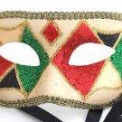 Venetian Fancy Party Mask Men or Women PROM Party Fun