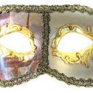 Venetian Eye Mask Halloween Venice Italy Cathedral Costume Prom Party Mardi Gras