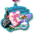 Bachelorette Party Mardi Gras Bead Necklace Girls Night Out Carnival Party