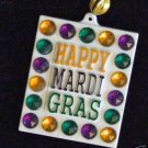 Mardi Gras Jewels Bead Necklace New Orleans Authentic