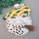 Golf Ball with Cigar New Orleans Mardi Gras Party Gift