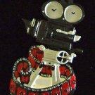 HOLLYWOOD MOVIE REEL Camera Roll EM Mardi Gras Beads