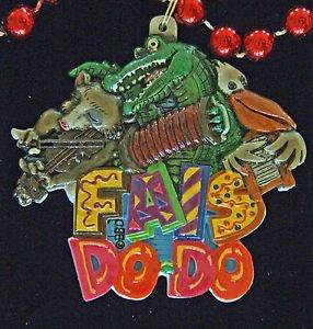 Fais Do Do New Orleans Beads Carnival Party Bead Bourbon Street Party Cajun