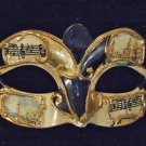 Venice Eye Mask Mardi Gras Costume Carnival Italy #1