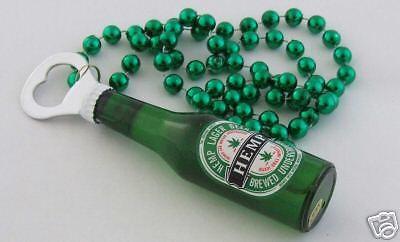 Got Hemp Bottle Opener Mardi Gras Beads New Orleans
