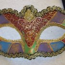 Regal Eye Mask Mardi Gras Mask Venetian Costume Party 2