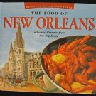 Food of New Orleans Authentic Recipes Book Big Easy