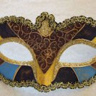 Regal Eye Mask Mardi Gras Mask Venetian Costume Party 5