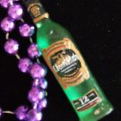 Scotch Bottle Mardi Gras Beads New Orleans 12 Year Fun