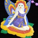 Flying Fairy Mardi Gras Bead Necklace YOUR CHOICE Fairies Fantasy Tooth Magical