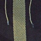 Bead Tie Gold Mardi Gras Halloween Costume Party Beads