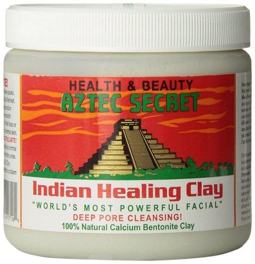 Aztec Secret Indian Facial Clay (16 oz/ 1lb)