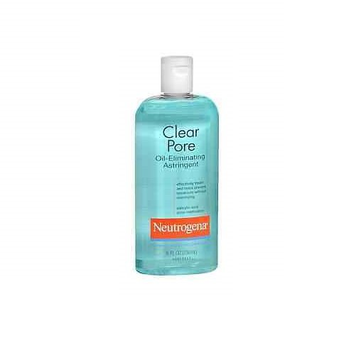 Neutrogena Clear Pore Oil-Eliminating Astringent  (8 oz / 236 ml)