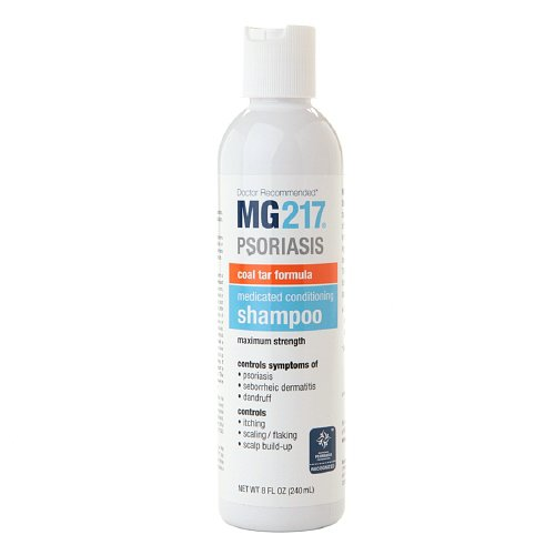 MG217 Conditioning Coal Tar Formula Shampoo 8 fl oz (240 ml)